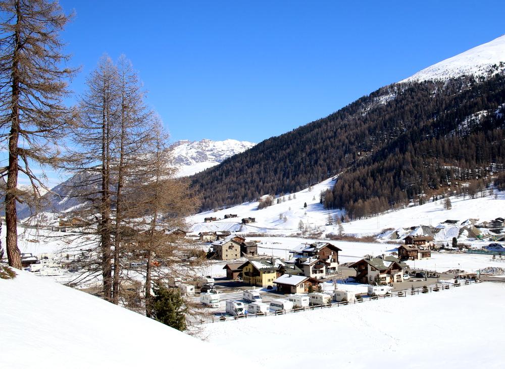 Camping Livigno Stella Alpina - Camping in Livigno